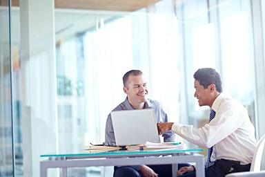 Coaching financier au bureau