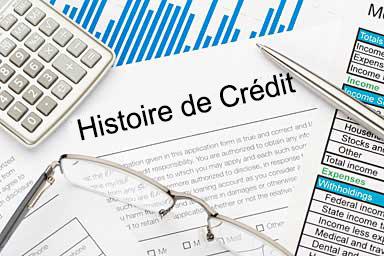 Comprendre votre historique de crédit