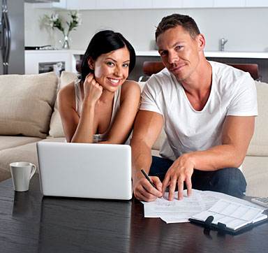 Use financial tools in your home